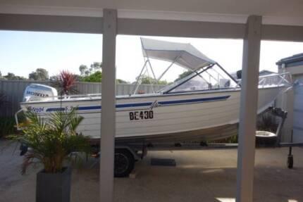 Stessel Sportman 520  Boat $16,800