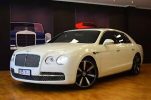 2015 Bentley Flying Spur White Sports Automatic Sedan Southport Gold Coast City Preview