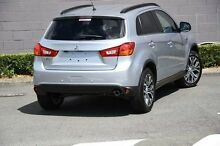 2015 Mitsubishi ASX XB MY15.5 LS 2WD Silver 6 Speed Constant Variable Wagon Main Beach Gold Coast City Preview