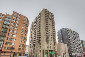 Bachelor available at 315 East Rene Levesque blvd, Montreal