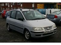 Hyundai MATRIX 1.8 (with towbar)