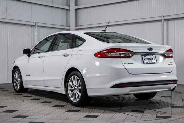 Image 6 Voiture Américaine d'occasion Ford Fusion 2017