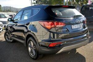 2016 Hyundai Santa Fe DM3 MY17 Active Black 6 Speed Sports Automatic Wagon