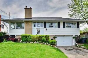 Gorgeous Raised Bungalow In The Heart Of The City! Must See!