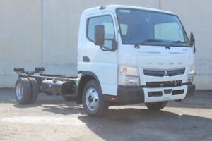 2020 Fuso Canter 615 White Cab Chassis Rocklea Brisbane South West Preview