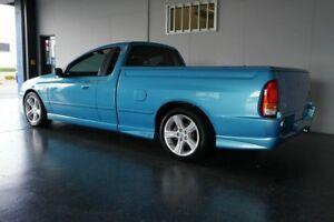 2005 Ford Falcon BA MkII XR6T Blue 6 Speed Manual Utility