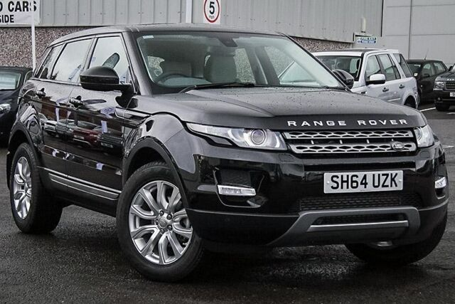 land rover range rover evoque 2 2 sd4 pure 5dr tech pack. Black Bedroom Furniture Sets. Home Design Ideas