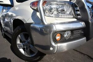 2013 Toyota Landcruiser VDJ200R MY13 VX Crystal Pearl 6 Speed Sports Automatic Wagon Glendalough Stirling Area Preview