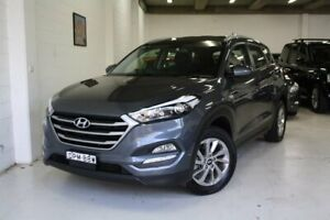 2017 Hyundai Tucson TLe MY17 Active 2WD Grey 6 Speed Sports Automatic Wagon Castle Hill The Hills District Preview