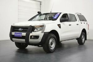 2018 Ford Ranger PX MkIII MY19 XL 3.2 (4x4) Cool White 6 Speed Automatic Double Cab Pickup Oakleigh Monash Area Preview