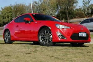 2012 Toyota 86 ZN6 GT Red 6 Speed Manual Coupe Clarkson Wanneroo Area Preview