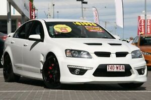 2010 Holden Special Vehicles Clubsport E Series 3 R8 White 6 Speed Manual Sedan Moorooka Brisbane South West Preview