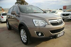 2013 Holden Captiva CG MY13 5 AWD LT Sandy Beach 6 Speed Sports Automatic Wagon Maryville Newcastle Area Preview