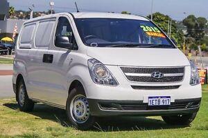 2015 Hyundai iLOAD TQ-V MY15 White 5 Speed Manual Van Wangara Wanneroo Area Preview