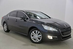 2011 Peugeot 508 Allure Grey 6 Speed Sports Automatic Sedan Mansfield Brisbane South East Preview