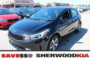 2018 Kia Forte5 LX+ (AT) BACK UP CAMERA, BLUETOOTH, HEATED FRONT