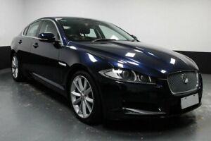 2014 Jaguar XF X250 MY14 Luxury 8 Speed Sports Automatic Sedan Glendale Lake Macquarie Area Preview