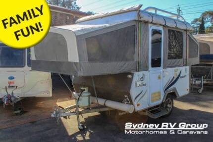 CU1213 Jayco Swift Quick Setup With Family Friendly Interior!! Penrith Penrith Area Preview