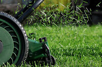Lawn Maintenance in Amherstburg, LaSalle and McGregor