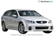 2012 Holden Commodore VE II MY12 SS Sportwagon Black 6 Speed Sports Automatic Wagon Ringwood East Maroondah Area Preview