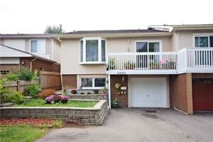 Bright And Spacious 3BR Semi-Detached Home In Mississauga