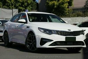 2018 Kia Optima JF MY19 GT White 6 Speed Sports Automatic Sedan Old Reynella Morphett Vale Area Preview
