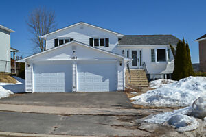 Unique 4-level split home in popular Southwood Park!