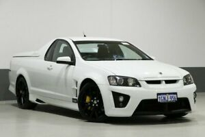 2007 Holden Special Vehicles Maloo E Series R8 White 6 Speed Automatic Utility