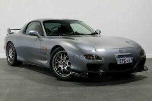 2002 Mazda RX7 FD Spirit R Type A Silver 5 Speed Manual Coupe Bayswater Bayswater Area Preview