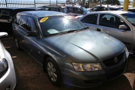 2005 Holden Commodore VZ Executive Green 4 Speed Automatic Wagon Colyton Penrith Area Preview