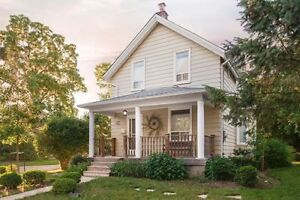 The Heart Of Historic Unionville charming home for sale !