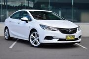2017 Holden Astra BL MY17 LTZ White 6 Speed Sports Automatic Sedan Cardiff Lake Macquarie Area Preview