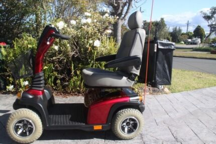 Pride 4XL Mobility Scooter Heathcote Sutherland Area Preview