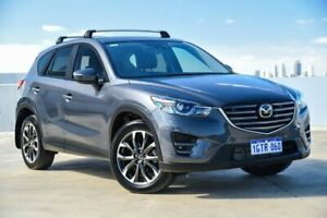 2015 Mazda CX-5 KE1022 Akera SKYACTIV-Drive AWD Grey 6 Speed Sports Automatic Wagon Osborne Park Stirling Area Preview