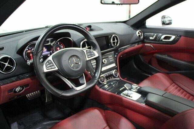 Image 19 Voiture Européenne d'occasion Mercedes-Benz SL-Class 2017