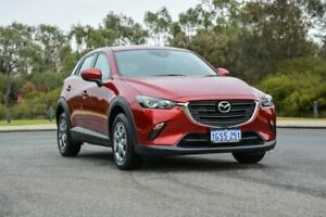 2018 Mazda CX-3 DK2W7A Neo SKYACTIV-Drive FWD Sport Red 6 Speed Sports Automatic Wagon
