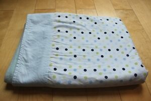 Babylicious Reversible Fleece blanket
