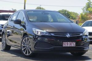2017 Holden Astra BK MY17 RS-V Black 6 Speed Sports Automatic Hatchback Garbutt Townsville City Preview