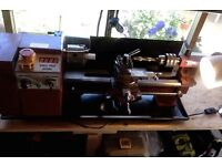 Sieg C3 Modellers Lathe. Brass, Plastic, wood turning. etc.