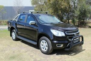 2015 Holden Colorado RG MY15 LTZ Crew Cab Black 6 Speed Sports Automatic Utility Ormeau Gold Coast North Preview