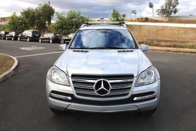 Image 2 Voiture Européenne d'occasion Mercedes-Benz GL-Class 2012