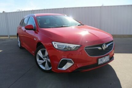 2018 Holden Commodore ZB MY18 RS-V Sportwagon AWD Red 9 Speed Sports Automatic Wagon South Morang Whittlesea Area Preview