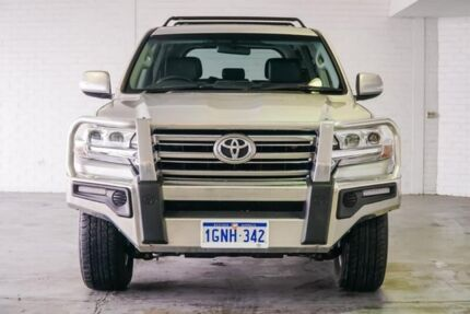 2016 Toyota Landcruiser URJ202R GXL Silver 6 Speed Sports Automatic Wagon Bellevue Swan Area Preview