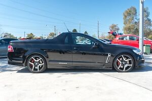 2013 Holden Special Vehicles Maloo GEN-F MY14 R8 Black 6 Speed Manual Utility Penrith Penrith Area Preview