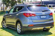2013 Hyundai Santa Fe DM MY13 Elite Grey 6 Speed Sports Automatic Wagon Victoria Park Victoria Park Area Preview