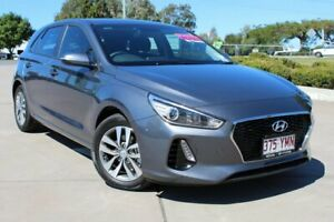 2018 Hyundai i30 PD2 MY18 Active Grey 6 Speed Sports Automatic Hatchback Noosaville Noosa Area Preview