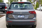 2017 Volkswagen Tiguan 5N MY17 110TSI DSG 2WD Trendline Grey 6 Speed Sports Automatic Dual Clutch Cairnlea Brimbank Area Preview