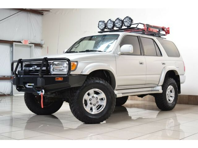 Toyota Dealers Houston >> Toyota 4runner Sr5 Off-road Lifted 5 Speed Arb Bumper Winch Sunroof Off-road Hid - Used Toyota ...