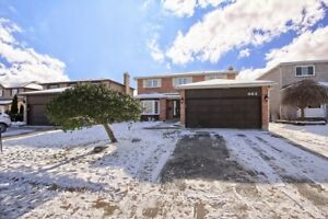 Two-Storey in Central Newmarket with Two-Bedroom Nanny Suite!