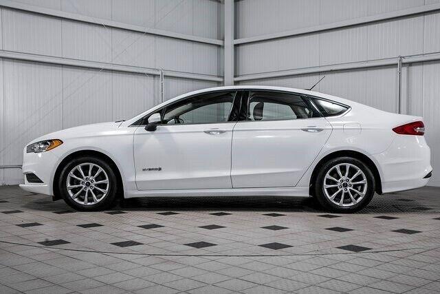 Image 5 Voiture Américaine d'occasion Ford Fusion 2017